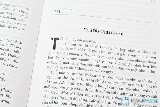 Truyện không nên đọc vào lúc giao thừa (tuyển tập truyện ma Việt Nam). Chỉ với 72.000đ - 5