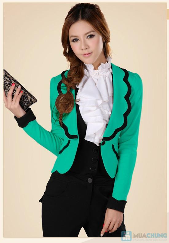 Áo vest nữ, kiểu dáng trẻ trung, màu sắc sang trọng - Chỉ 140.000đ - 2