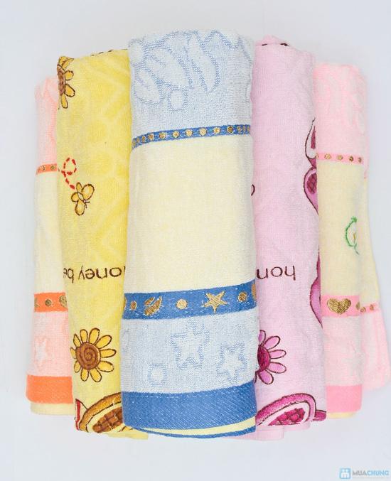 Khăn tắm cao cấp tiện dụng,100% cotton - Chỉ 90.000đ/chiếc - 5