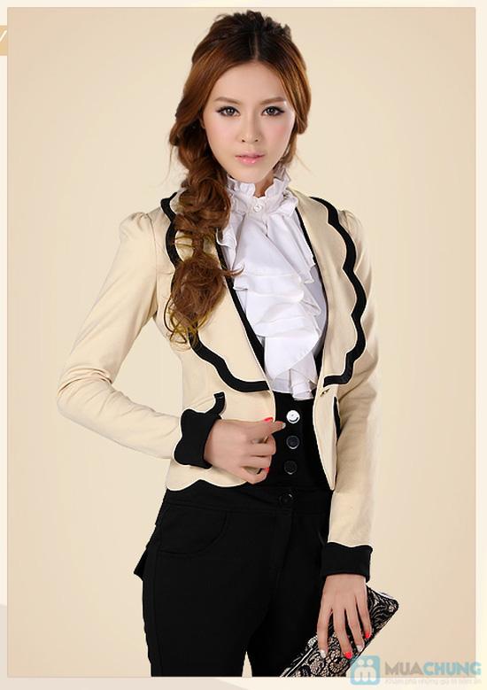 Áo vest nữ, kiểu dáng trẻ trung, màu sắc sang trọng - Chỉ 140.000đ - 3