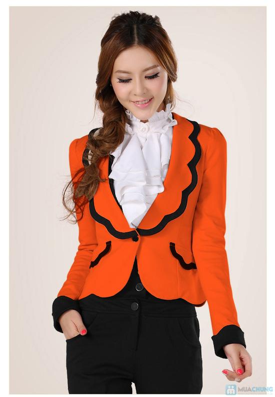 Áo vest nữ, kiểu dáng trẻ trung, màu sắc sang trọng - Chỉ 140.000đ - 1