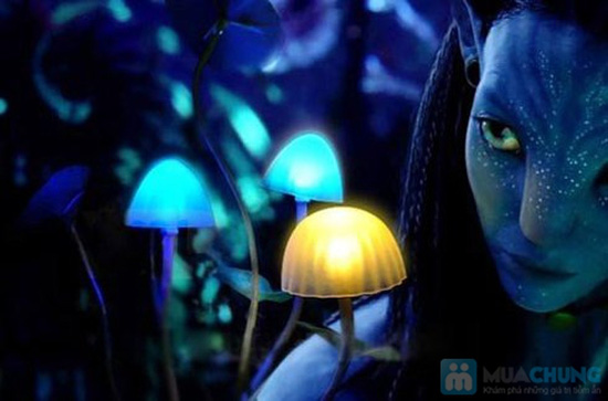 Đèn nấm cảm ứng Avatar - sản phẩm độc đáo, thú vị - Chỉ 69.000đ - 1