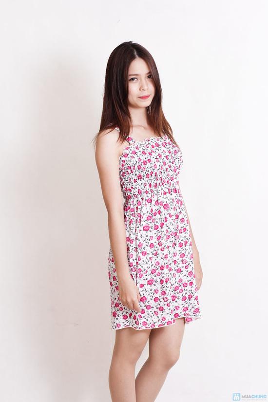 Combo 2 váy 2 dây hoa cho bạn gái - 9