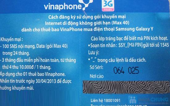 Thẻ Internet Vinaphone Max - 5