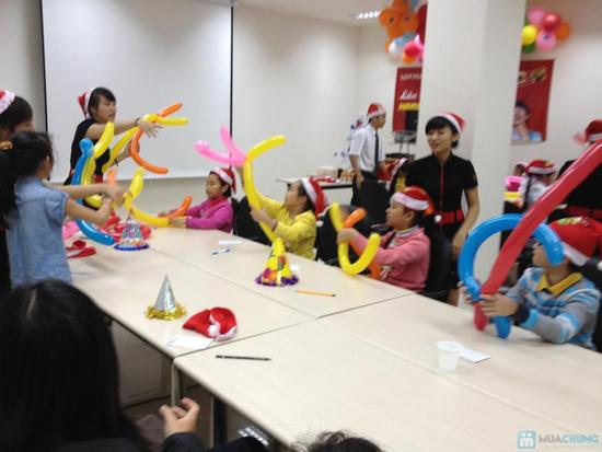 Học TOEIC / Tiếng Anh Giao Tiếp /Tiếng Anh trẻ em với GV nước ngoài tại BEC - 4