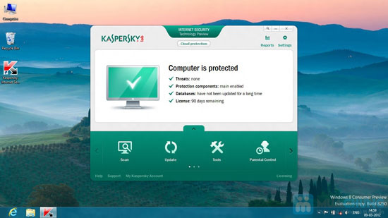Dịch vụ cài đặt Kaspersky Internet Security 2013 - 4