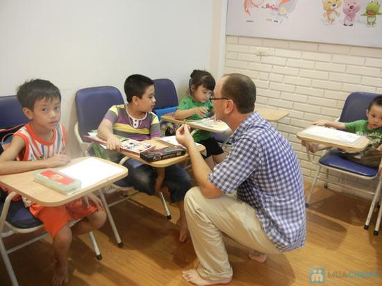 Học TOEIC / Tiếng Anh Giao Tiếp /Tiếng Anh trẻ em với GV nước ngoài tại BEC - 6