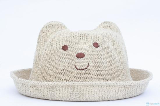 Mũ Gấu Xinh Cho Bé Yêu - 1