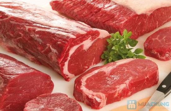 500 Gam thịt đùi gọ + 500 gam gầu bò Úc - 8