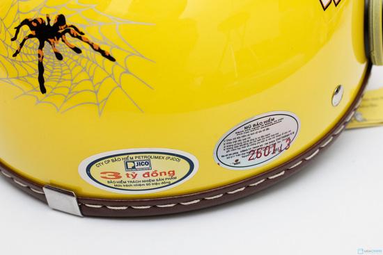 Mũ bảo hiểm trẻ em có kính chính hãng CHITA - CT27 - 8