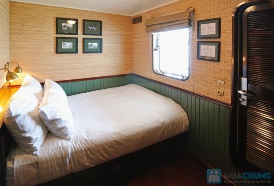 Du ngoạn Vịnh Hạ Long trên du thuyền Emeraude Classic Cruises 5 sao, trọn gói cho 02 người 02 ngày 01 đêm. Chỉ 4.965.000đ - 1