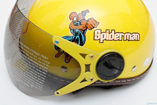 Mũ bảo hiểm trẻ em có kính chính hãng CHITA - CT27 - 4
