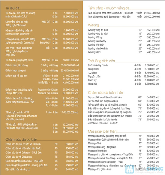 Giảm béo bằng công nghệ triệt tiêu mỡ Lipoderm của Hàn Quốc tại Korean Beauty Center - Chỉ với 289.000đ/01 buổi - 3