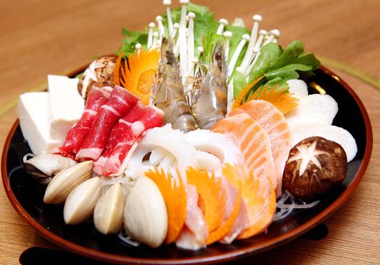 Set lẩu 01 người tại Nhà hàng Yakiniku Shiki - 1