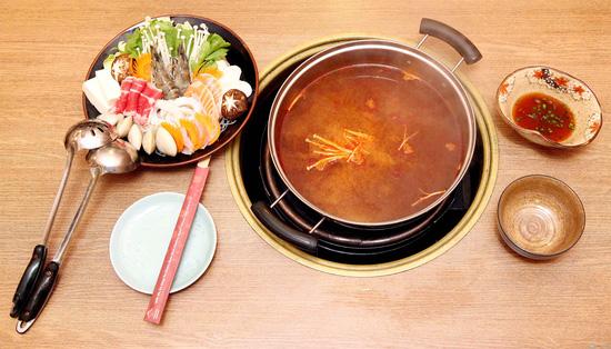 Set lẩu 01 người tại Nhà hàng Yakiniku Shiki - 4