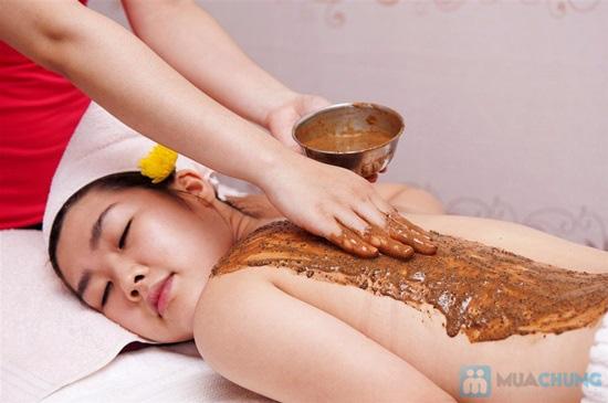 Kết hợp tắm mịn với ngũ cốc, củ quả tươi và đặc trị chăm sóc da mặt trẻ hóa da bắng collagen tại Calla Spa - Chỉ 250.000đ - 4