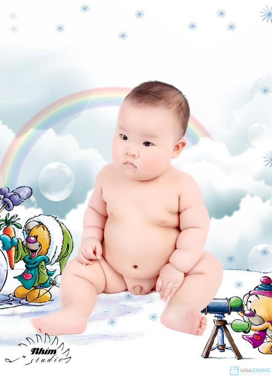 Chụp ảnh cho bé - 7