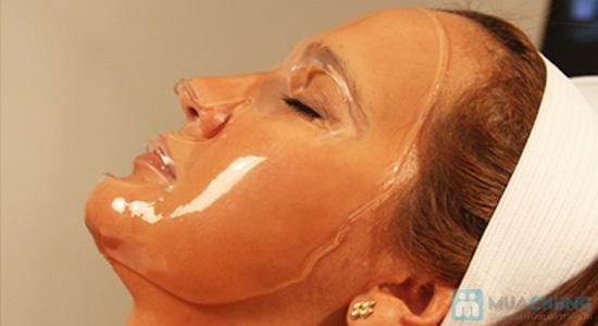 Kết hợp tắm mịn với ngũ cốc, củ quả tươi và đặc trị chăm sóc da mặt trẻ hóa da bắng collagen tại Calla Spa - Chỉ 250.000đ - 11