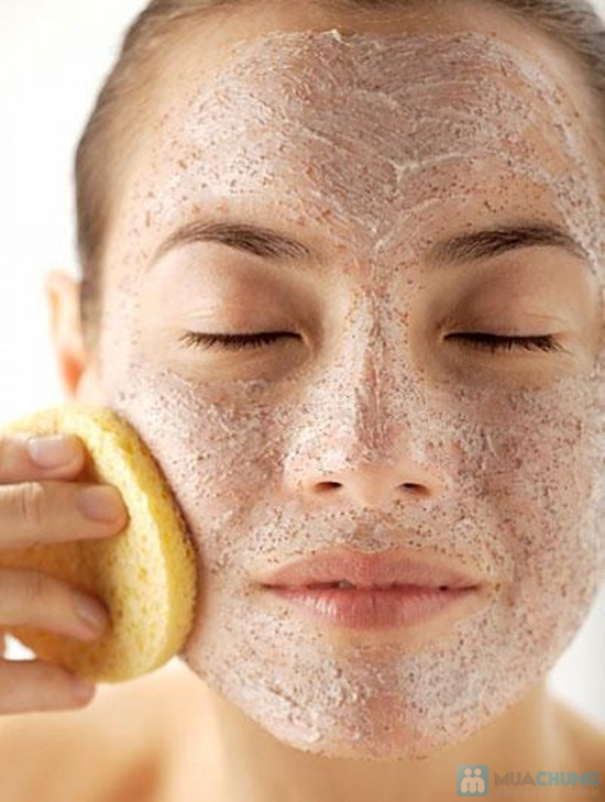 Kết hợp tắm mịn với ngũ cốc, củ quả tươi và đặc trị chăm sóc da mặt trẻ hóa da bắng collagen tại Calla Spa - Chỉ 250.000đ - 7