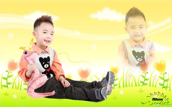 Chụp ảnh cho bé - 12
