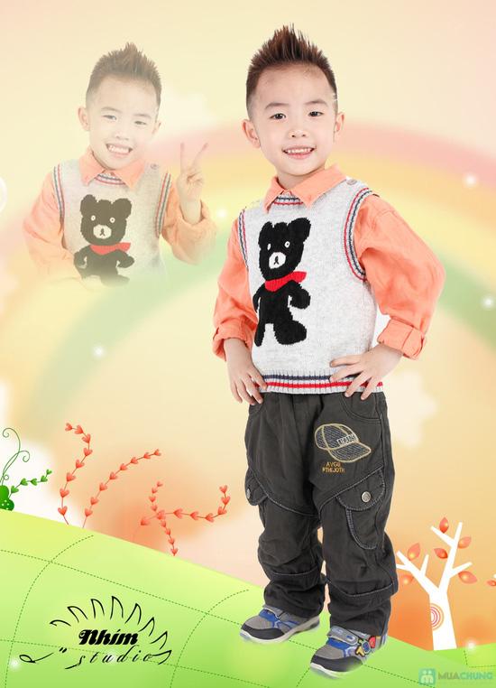 Chụp ảnh cho bé - 6