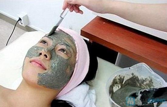 Kết hợp tắm mịn với ngũ cốc, củ quả tươi và đặc trị chăm sóc da mặt trẻ hóa da bắng collagen tại Calla Spa - Chỉ 250.000đ - 12