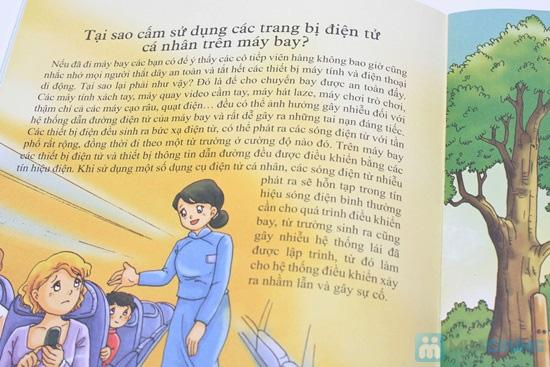 Túi sách Con hỏi hay mẹ dạy đúng (tập 1 - 4). Chỉ với 55.000đ - 9
