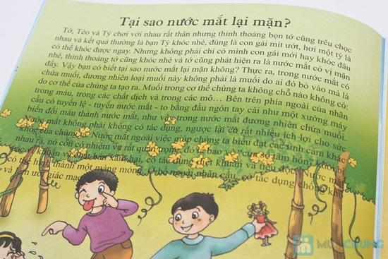 Túi sách Con hỏi hay mẹ dạy đúng (tập 1 - 4). Chỉ với 55.000đ - 5