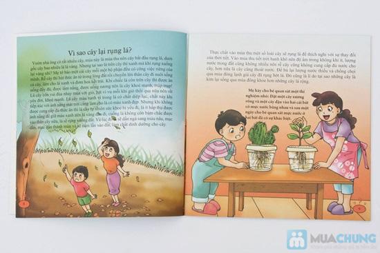 Túi sách Con hỏi hay mẹ dạy đúng (tập 1 - 4). Chỉ với 55.000đ - 7