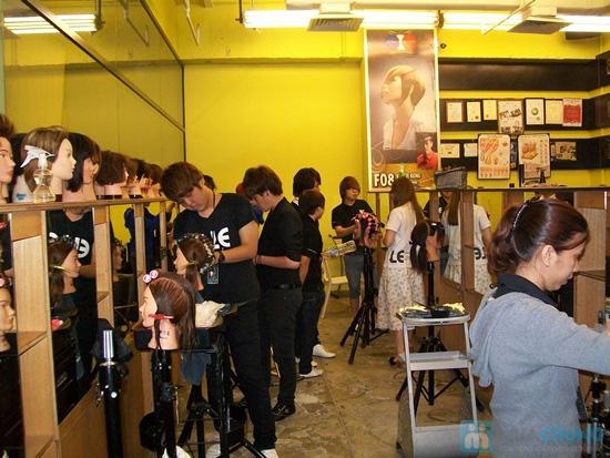 Dịch vụ uốn/duỗi/nhuộm + hấp dầu tóc tại Beauty Salon T&T - Chỉ 270.000đ - 8