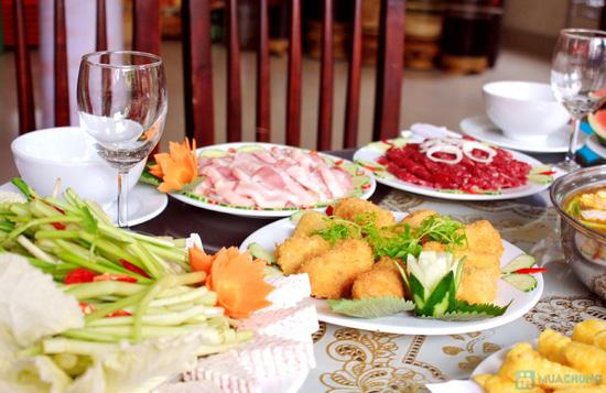 Set ăn Nướng và Lẩu sườn sụn om me thơm ngon tại Nhà hàng Ngọc Sương - Chỉ 369.000đ - 17