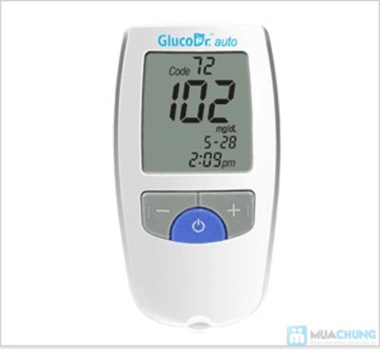 Máy đo đường huyết Gluco Dr Auto - 2
