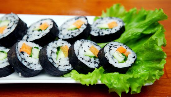 Sandwich sushi chay cho 2 người - 3