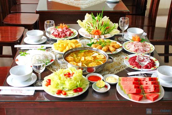 Set ăn Nướng và Lẩu sườn sụn om me thơm ngon tại Nhà hàng Ngọc Sương - Chỉ 369.000đ - 12