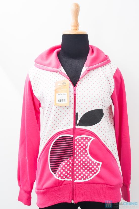 Áo khoác chấm bi xinh xắn dành cho bạn gái - Chỉ 90.000đ/01 chiếc - 5