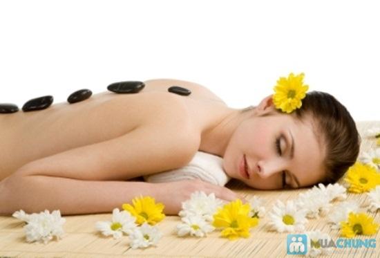Massage đá nóng tại Dáng Tiên Spa - Chỉ 75.000đ - 1