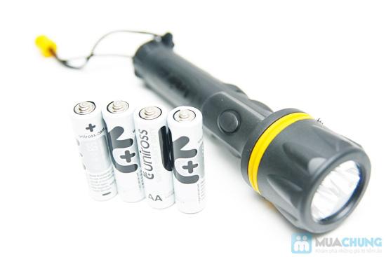 Đèn pin LED siêu sáng 3 bóng - 7