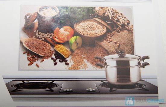 Combo 3 giấy dán bếp cách nhiệt - Chỉ 65.000đ - 2