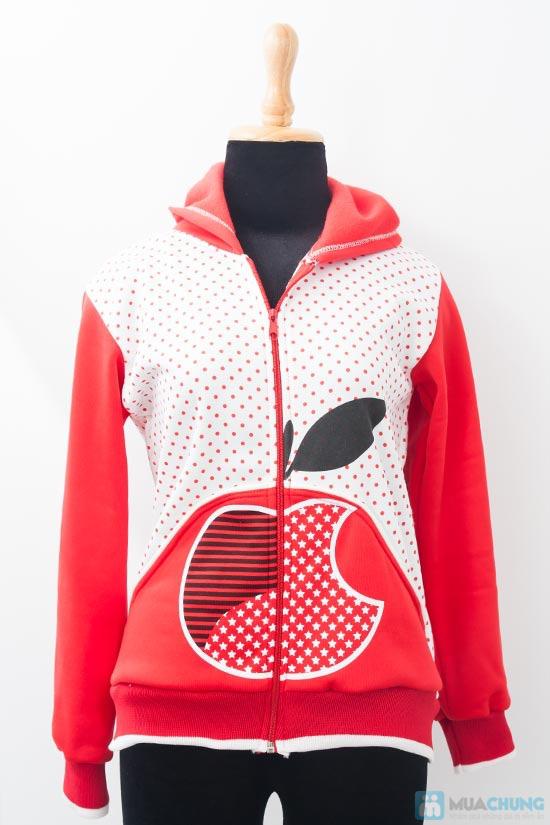 Áo khoác chấm bi xinh xắn dành cho bạn gái - Chỉ 90.000đ/01 chiếc - 8
