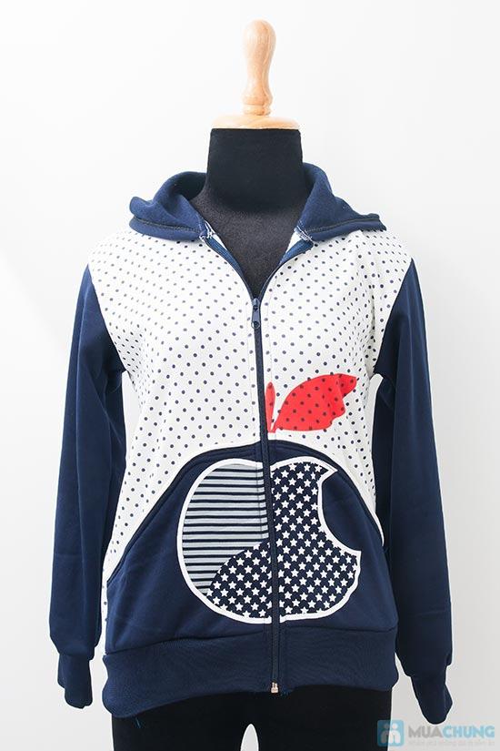 Áo khoác chấm bi xinh xắn dành cho bạn gái - Chỉ 90.000đ/01 chiếc - 7