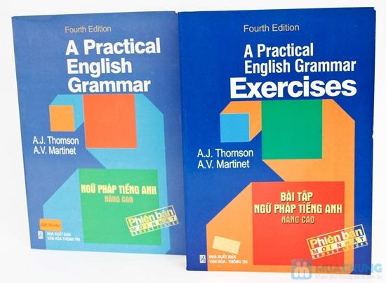 Ngữ pháp tiếng Anh nâng cao + Bài tập ngữ pháp tiếng Anh nâng cao. Chỉ với 77.000đ - 1