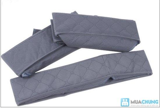 Hộp đựng đồ lót bằng vải xinh xắn, nhỏ gọn, tiện dụng - Chỉ 75.000/ 03 chiếc - 1