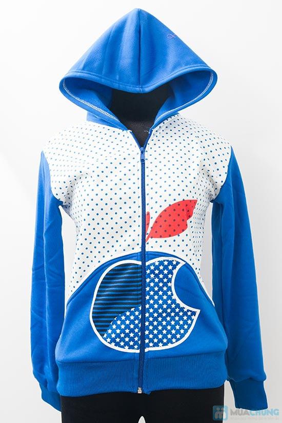 Áo khoác chấm bi xinh xắn dành cho bạn gái - Chỉ 90.000đ/01 chiếc - 6