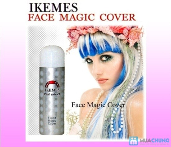 Tinh chất khoáng giữ ẩm cho da và chống lem lớp trang điểm IKEMES, nhập khẩu từ Nhật Bản - Chỉ 175.000đ/ 01 chai - 4