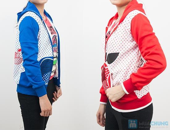 Áo khoác chấm bi xinh xắn dành cho bạn gái - Chỉ 90.000đ/01 chiếc - 10