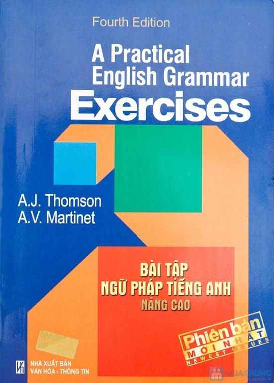 Ngữ pháp tiếng Anh nâng cao + Bài tập ngữ pháp tiếng Anh nâng cao. Chỉ với 77.000đ - 8