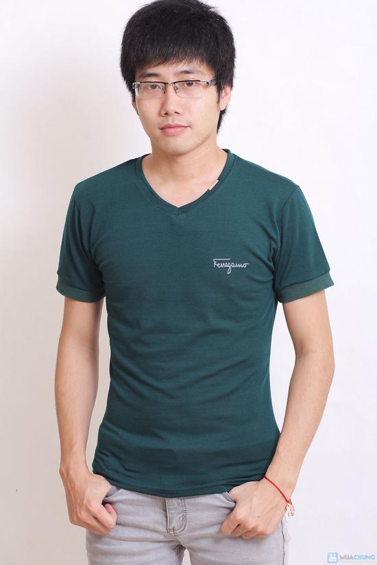 combo 2 áo phông nam nẹp cổ - 9