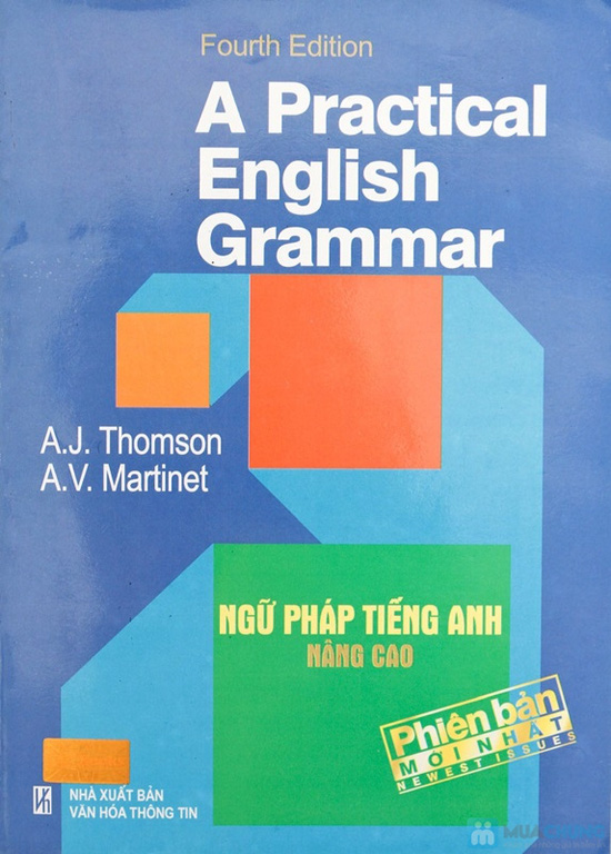 Ngữ pháp tiếng Anh nâng cao + Bài tập ngữ pháp tiếng Anh nâng cao. Chỉ với 77.000đ - 2