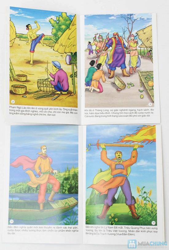 10 cuốn Truyện tranh Danh nhân nước Việt. Chỉ với 78.000đ - 5
