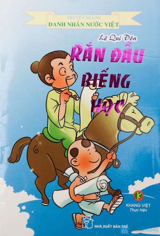 10 cuốn Truyện tranh Danh nhân nước Việt. Chỉ với 78.000đ - 15